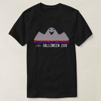 Camiseta Acres 2018 do rolamento