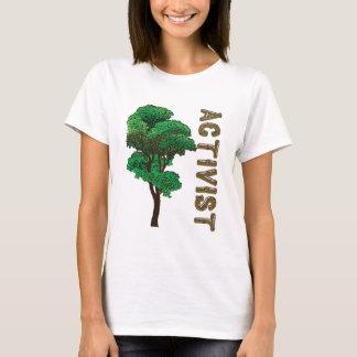 Camiseta Activista