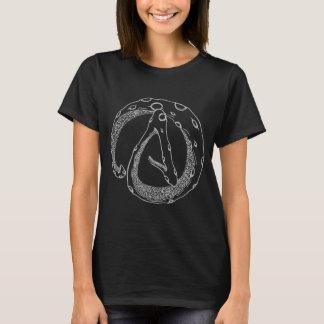 Camiseta Actopus - o T das mulheres (escuro)