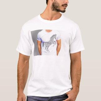 Camiseta actuação do PIC do cavalo