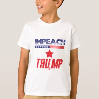 Camiseta Acuse o trunfo (a variação patriótica)