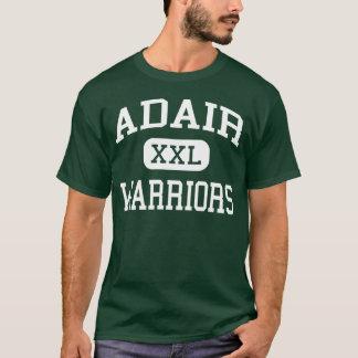 Camiseta Adair - guerreiros - segundo grau - Adair Oklahoma