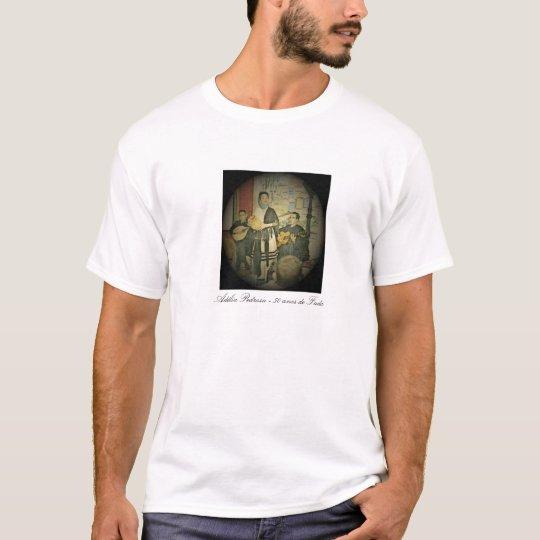 Camiseta Adélia Pedrosa - 50 anos de Fado