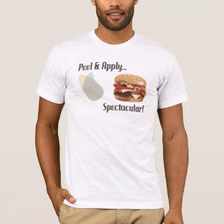 Camiseta Adesivo em 1 lado