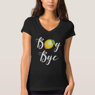 Camiseta Adeus do menino