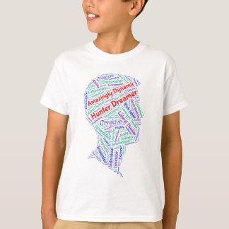 Camiseta ADHD caçoa o t-shirt inspirador