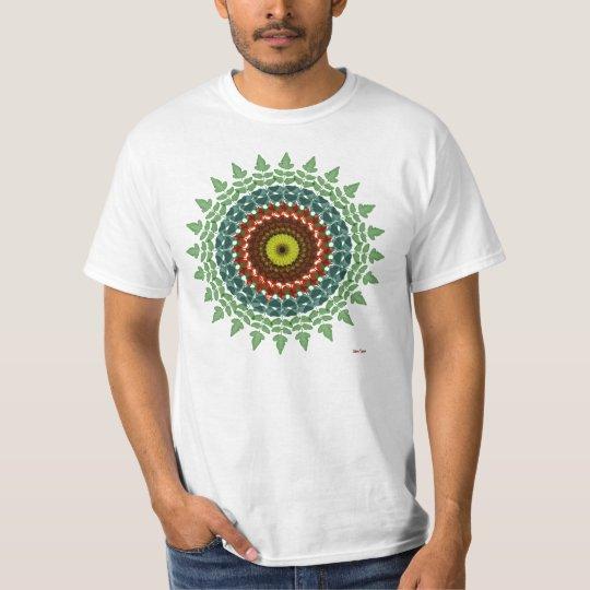 Camiseta Adiantum Mandala