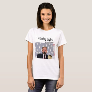 Camiseta Adjetivo de vencimento de Bigly