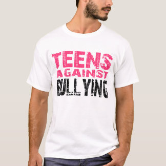 Camiseta Adolescentes contra tiranizar