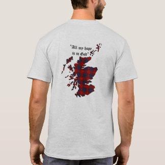 Camiseta Adulto do clã de Fraser