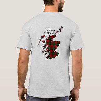 Camiseta Adulto do clã de Kerr