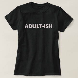 Camiseta Adulto-ish