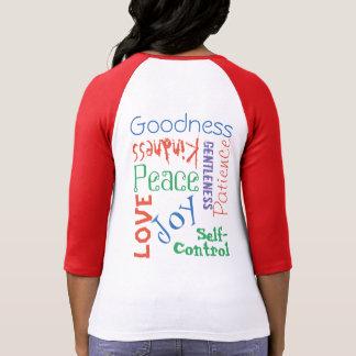 Camiseta Adulto puro da dieta da fruta (cor)
