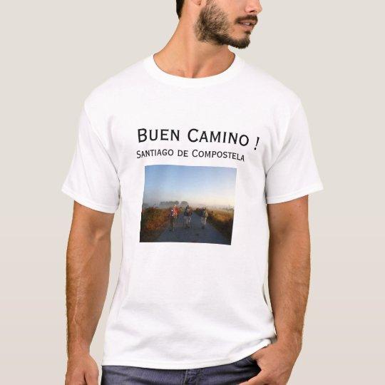 Camiseta adulto Santiago de Compostela
