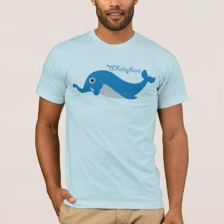 Camiseta Adulto T de Whalephant