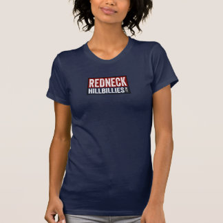 Camiseta Advertisi do Web site dos Hillbillies do campónio