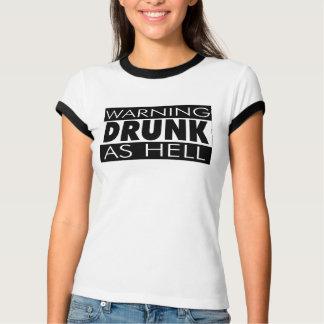 Camiseta Advisory BÊBEDO das senhoras
