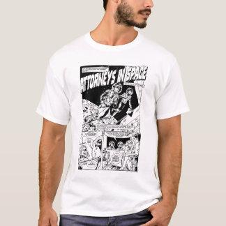 Camiseta Advogados no espaço