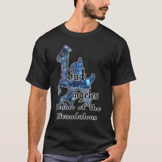 Camiseta Aerógrafo alpargata lote (t) Angeles oldstyle