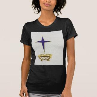 Camiseta Afastado em um comedoiro