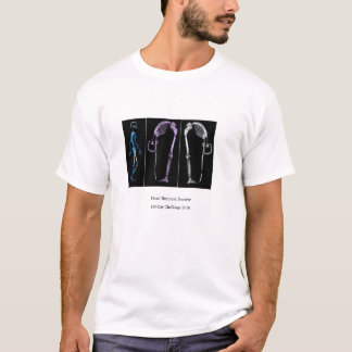 Camiseta Afastamento cilindro/rolo um desafio de 100 dias