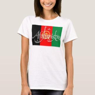 Camiseta afegão