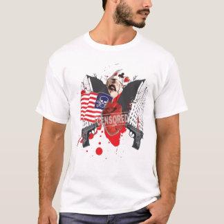 Camiseta aflição