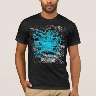 Camiseta Afogue o SquidTee sadio
