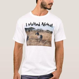 Camiseta África