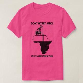 Camiseta Africa