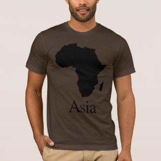 Camiseta África Ásia