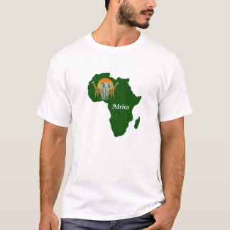 Camiseta Africa_T-shirt