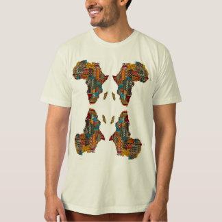 Camiseta Africano & orgulhoso