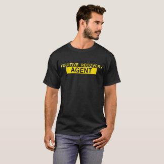 Camiseta Agente fugitivo da recuperação