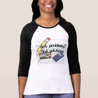 Camiseta Agentes de resolução de problemas
