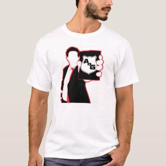 Camiseta Agentes do jogo - o t-shirt do agente