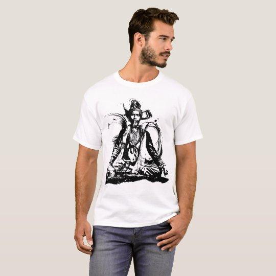 Camiseta Aghori Sadhu Ohm