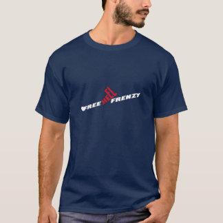 Camiseta Agitação livre do salto