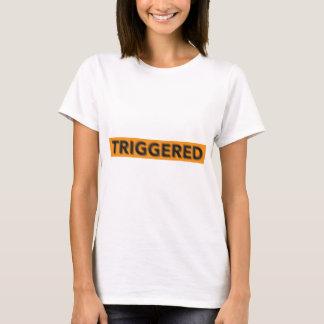 Camiseta Agitação provocada