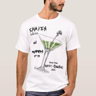 Camiseta Agitado e agitado