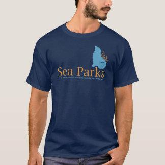 Camiseta Aglomera parques do mar
