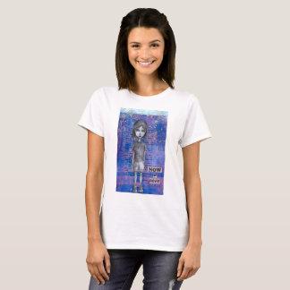 Camiseta Agora ou nunca