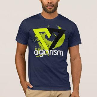 Camiseta Agorist voluntário
