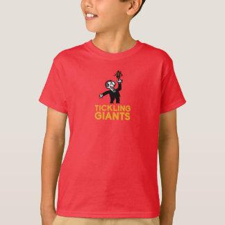 Camiseta Agradando a juventude T de Giants