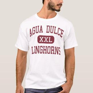 Camiseta Água Dulce - Longhorns - mais velho - água Dulce
