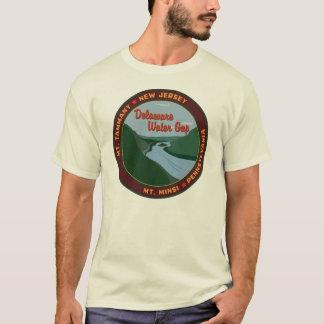 Camiseta Água Gap de Delaware