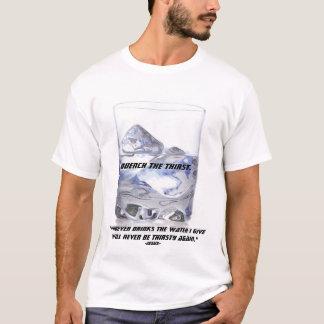 Camiseta Água viva