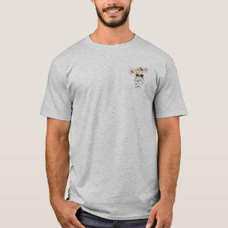 Camiseta Aguarela importante