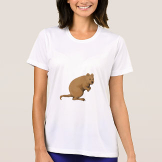 Camiseta Aguarela lateral de Quokka