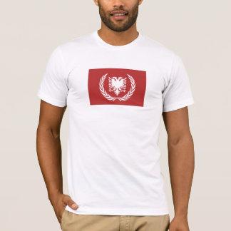 Camiseta Águia albanesa